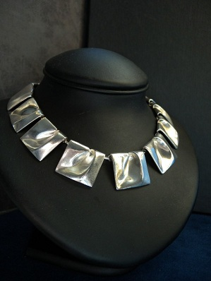 Silver Collier